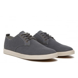 Clae Ellington Textile Charcoal Canvas