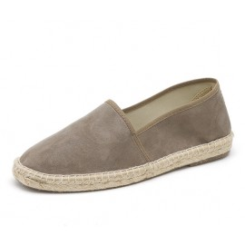 Natural World CAMPING YUTE ULTRASUEDE Taupe