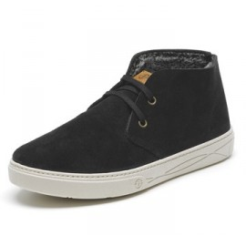 Natural World Safari Suede Negro