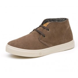 Natural World Safari Suede Marron