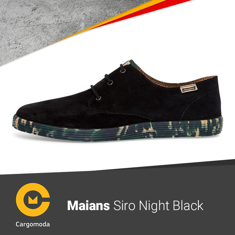 MAIANS SIRO NIGHT BLACK