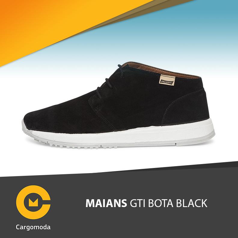 Maians Gti black női cipő a76c66e714
