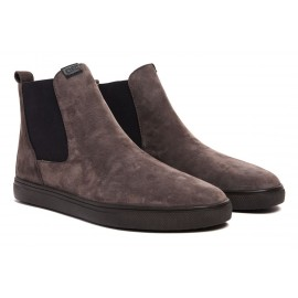 Clae Richard SP Dark Charcoal Suede
