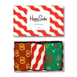 Happy Socks X-MAS Socks Gift Box