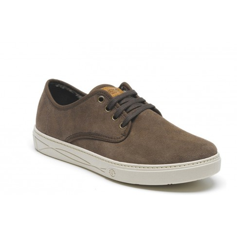 Natural World Suede Dress Sneaker